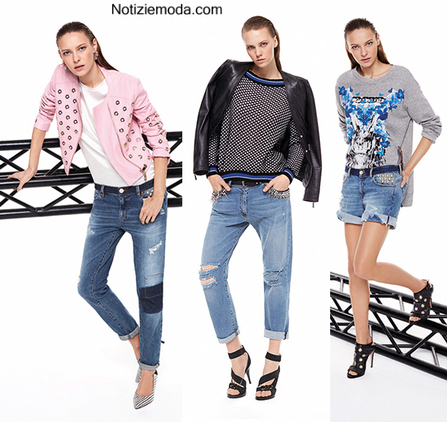 Tendenze Pinko primavera estate 2014 moda donna