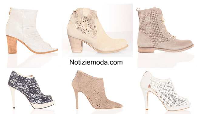 Tendenze stivaletti Pittarello primavera estate 2014 moda donna