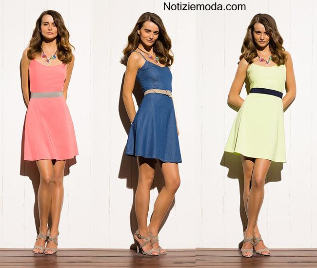 Tendenze vestiti Oltre primavera estate 2014 moda donna