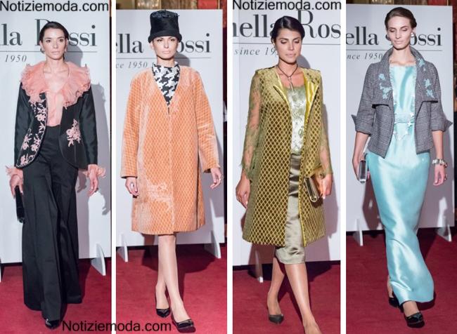 Accessori Antonella Rossi Alta Roma 2014 2015 moda donna