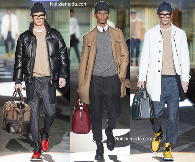 Accessori Dsquared2 autunno inverno 2014 2015 uomo