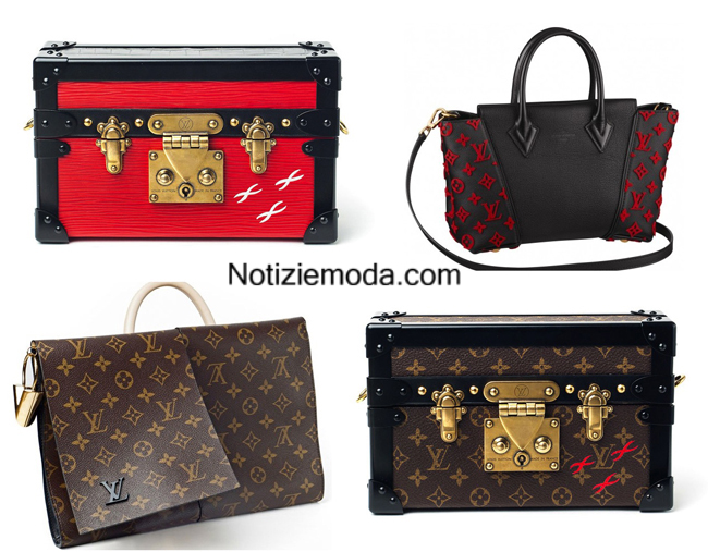 Accessori Louis Vuitton borse autunno inverno 2014 2015