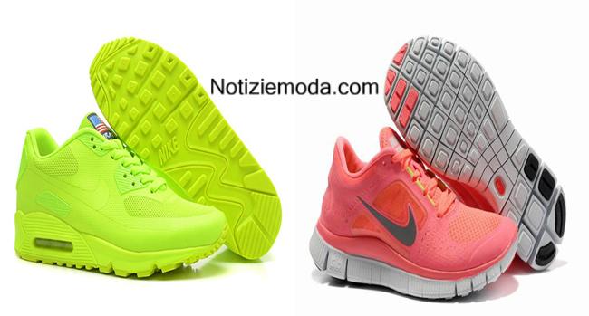 nuova scarpa nike