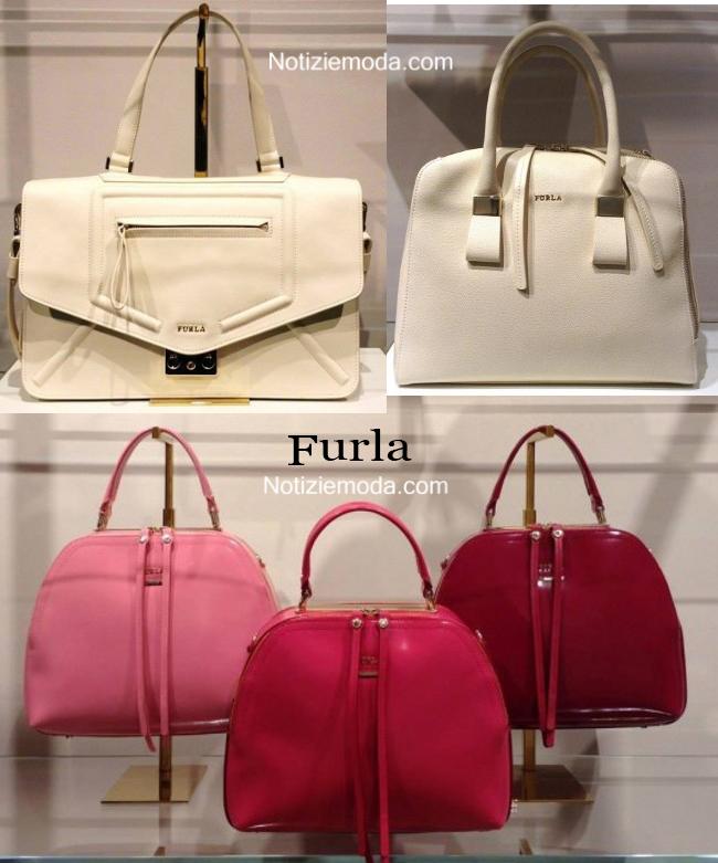 Accessori abbigliamento Furla borse 2014 2015