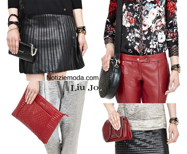 Accessori abbigliamento Liu Jo borse 2014 2015