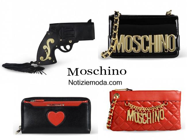 Accessori abbigliamento Moschino borse 2014 2015