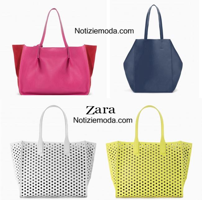 Accessori abbigliamento Zara borse 2014 2015