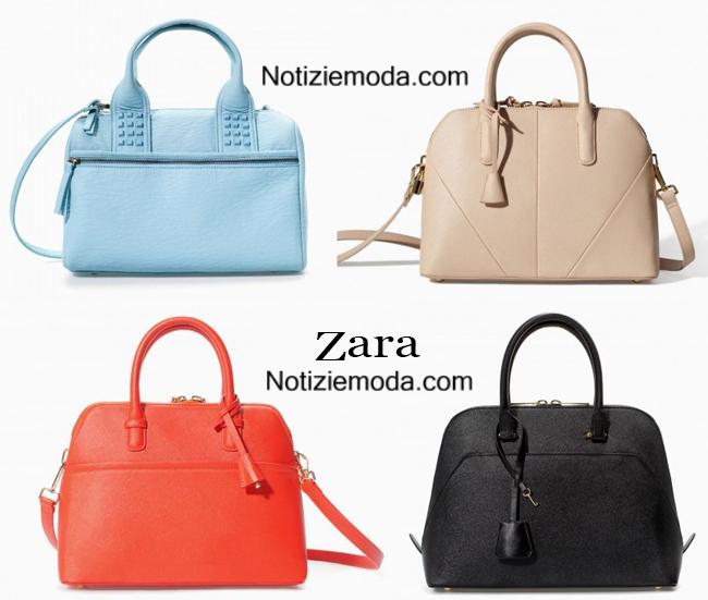 Bauletti Zara autunno inverno 2014 2015