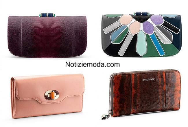 Borse Bulgari autunno inverno 2014 2015 notizie moda