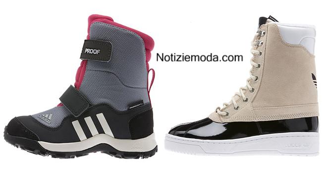 Calzature Adidas autunno inverno 2014 2015