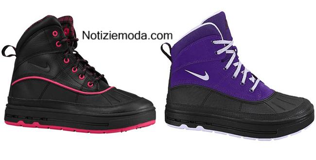 Calzature Nike autunno inverno 2014 2015