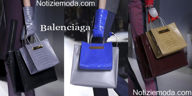 Collezione borse Balenciaga autunno inverno 2014 2015