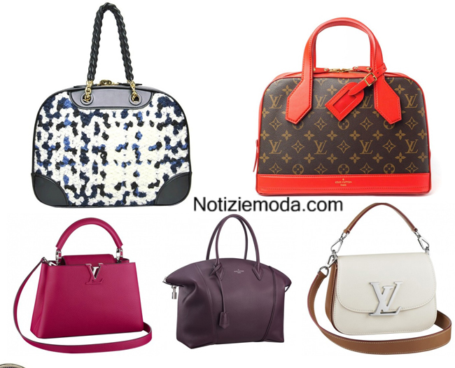 Collezione borse Louis Vuitton autunno inverno 2014 2015