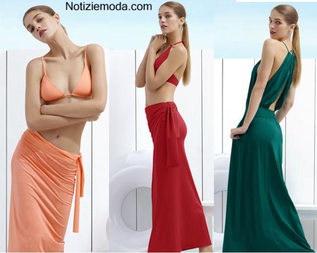 Collezione moda mare Eres estate 2014