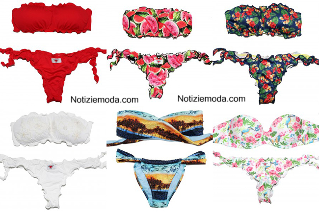 Collezione moda mare Lovers estate 2014