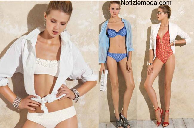 Collezione moda mare Olivia estate 2014