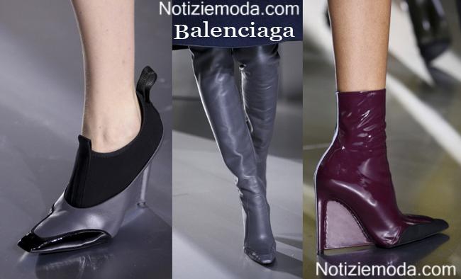 Collezione scarpe Balenciaga autunno inverno 2014 2015