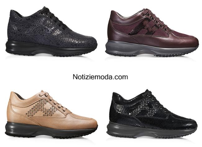 Collezione scarpe Hogan autunno inverno 2014 2015