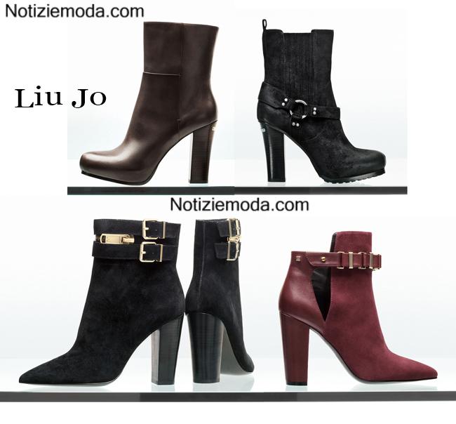 Collezione scarpe Liu Jo autunno inverno 2014 2015