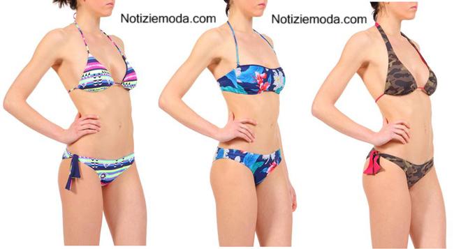 Costumi bikini Sundek primavera estate 2014