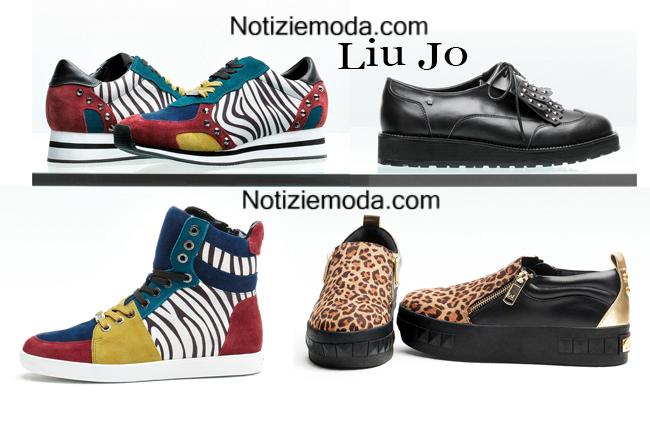 Look Liu Jo autunno inverno 2014 2015 moda donna