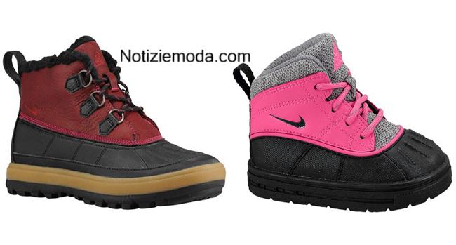 Look Nike autunno inverno 2014 2015 moda donna