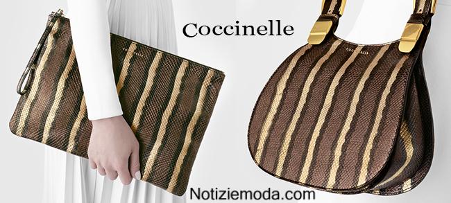 Look borse Coccinelle autunno inverno 2014 2015 donna
