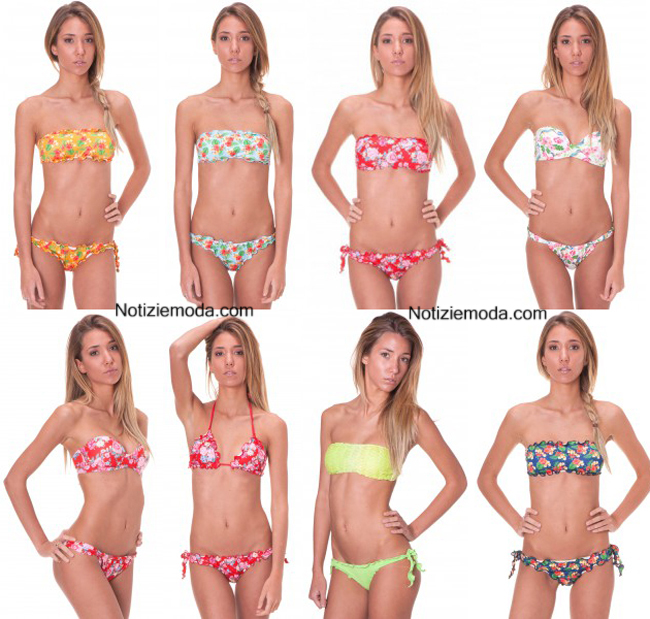 Moda mare Lovers estate 2014 bikini