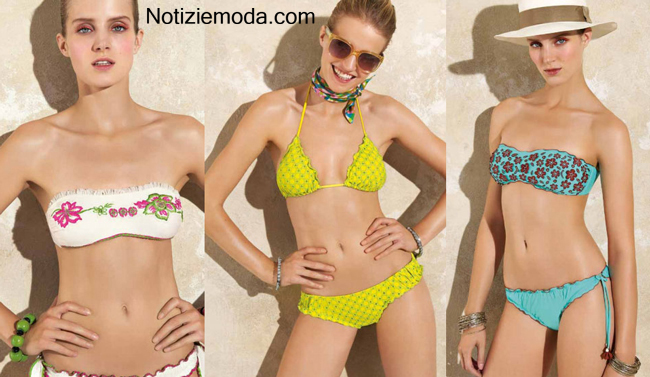 Moda mare Olivia estate 2014 bikini