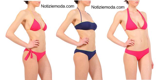 Moda mare Sundek estate 2014 bikini