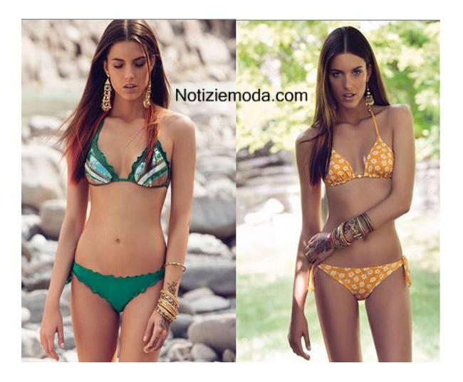 Moda mare Verdissima estate 2014 bikini