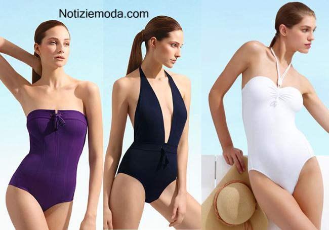 Moda mare eres estate 2014 costumi da bagno bikini - Marche costumi da bagno ...