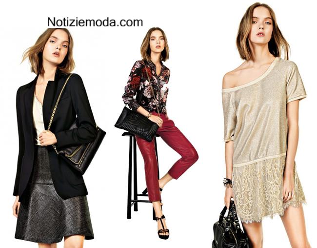 Pre collezione accessori Liu Jo autunno inverno 2014 2015 moda donna
