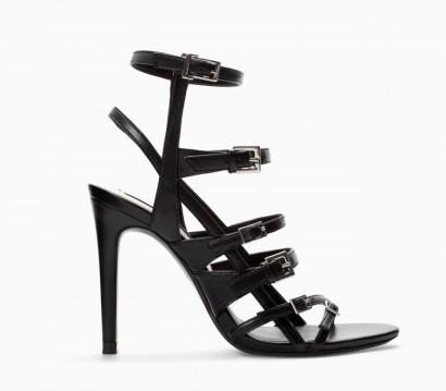 2014 Autunno Zara Sandali Neri 2015 Scarpe Inverno b76IfvYgy