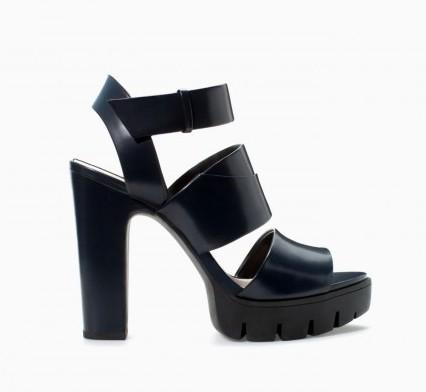 Sandali Inverno Zara Autunno Platform Scarpe 2014 2015 f6IYgyb7v