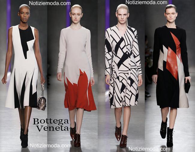 Scarpe Bottega Veneta autunno inverno 2014 2015 donna