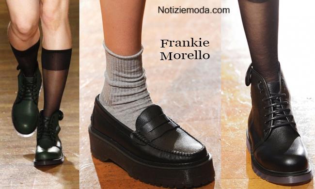 Scarpe Frankie Morello autunno inverno 2014 2015 donna