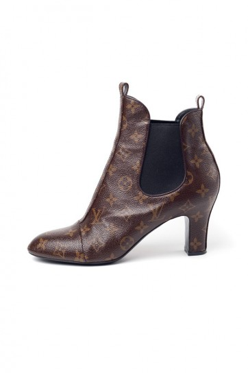 Scarpe Louis Vuitton autunno inverno 2014 2015 look 3 ecaeb0bbd43