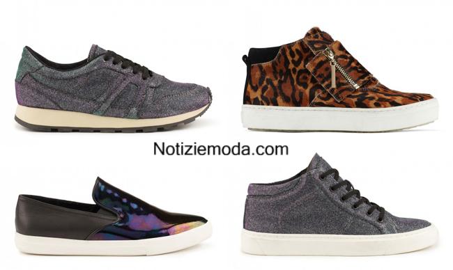 Sneakers Aldo scarpe autunno inverno 2014 2015