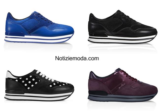 Sneakers Hogan scarpe autunno inverno 2014 2015