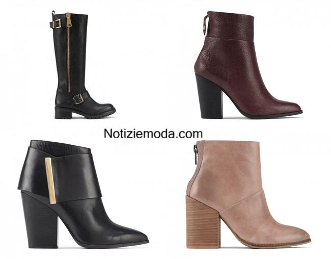 Tendenze Aldo autunno inverno 2014 2015 moda donna