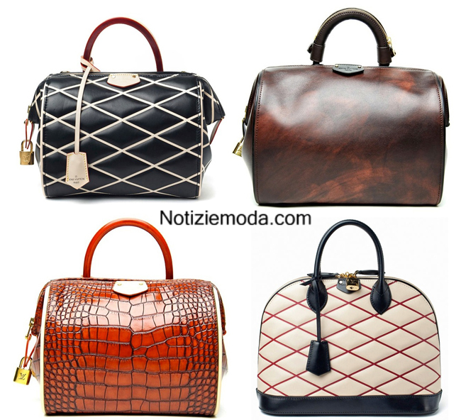 Tendenze Louis Vuitton autunno inverno 2014 2015 moda donna