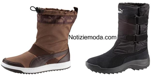Tendenze Puma autunno inverno 2014 2015 moda donna