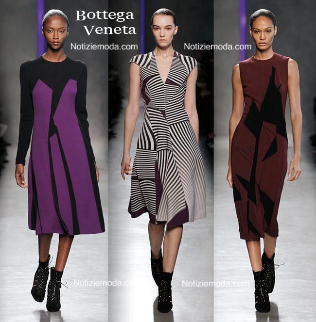 Tendenze abiti Bottega Veneta autunno inverno 2014 2015