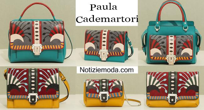 Tendenze borse Paula Cademartori autunno inverno 2014 2015