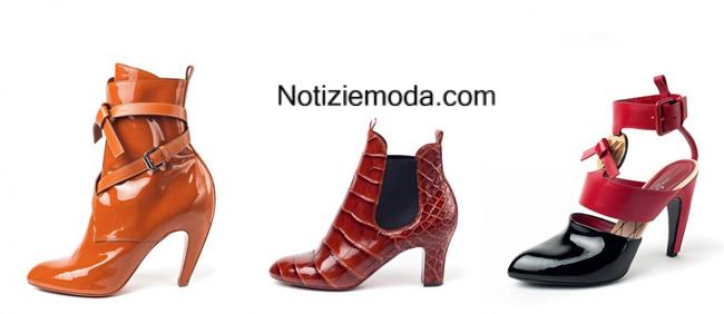 Tendenze scarpe Louis Vuitton autunno inverno 2014 2015