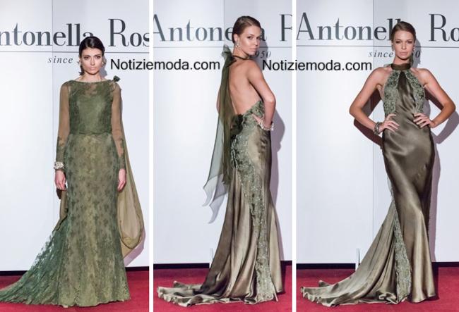 0d317207ea72 Vestiti da cerimonia Antonella Rossi autunno inverno 2014 2015