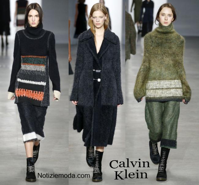 Abbigliamento Calvin Klein autunno inverno 2014 2015