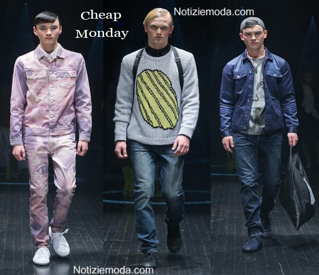 Abbigliamento Cheap Monday autunno inverno 2014 2015