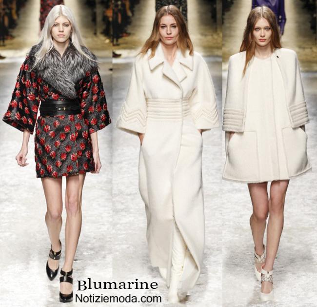 Accessori Blumarine abbigliamento donna 2014 2015